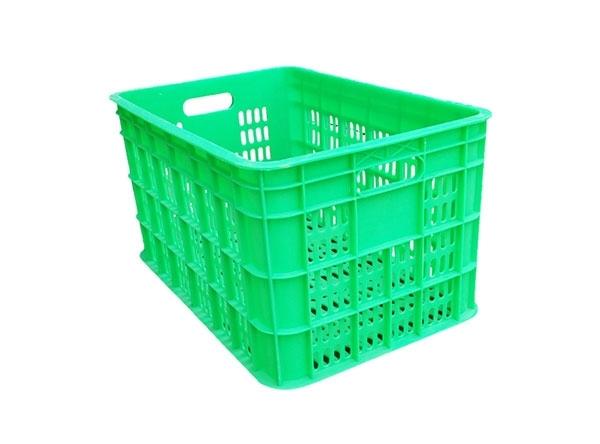 塑料周转箱的色彩处理