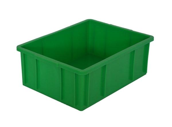 塑料周转筐在农业生产中的广泛应用