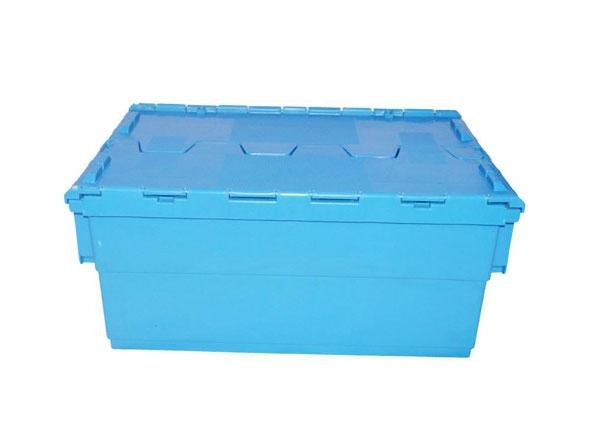 太原带盖物流箱