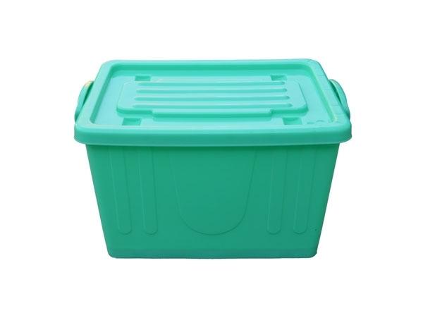 为什么有些塑料周转箱易发脆