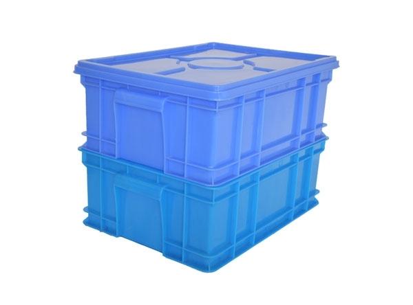 塑料周转箱运用在物流行业能不能提高效率