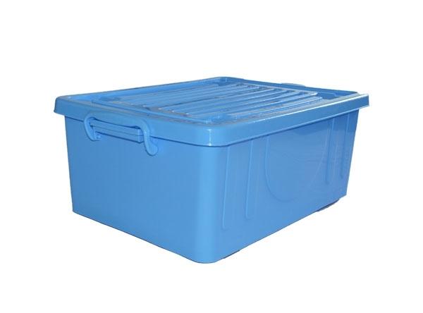 塑料周转箱的环保价值